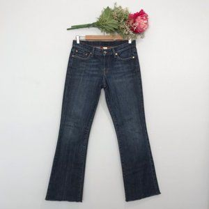 Lucky Brand   Henna Sweet N Low Bootcut Jeans SZ 6